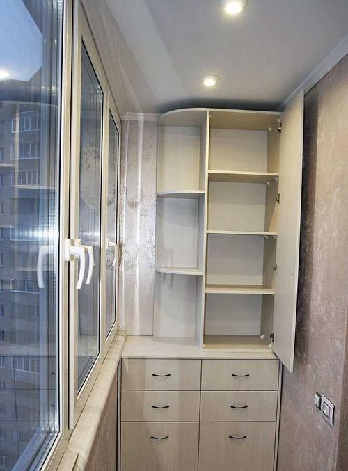Шкафы на балкон (лоджию) / тел:+79030523069 mebelnazakaz08@m.